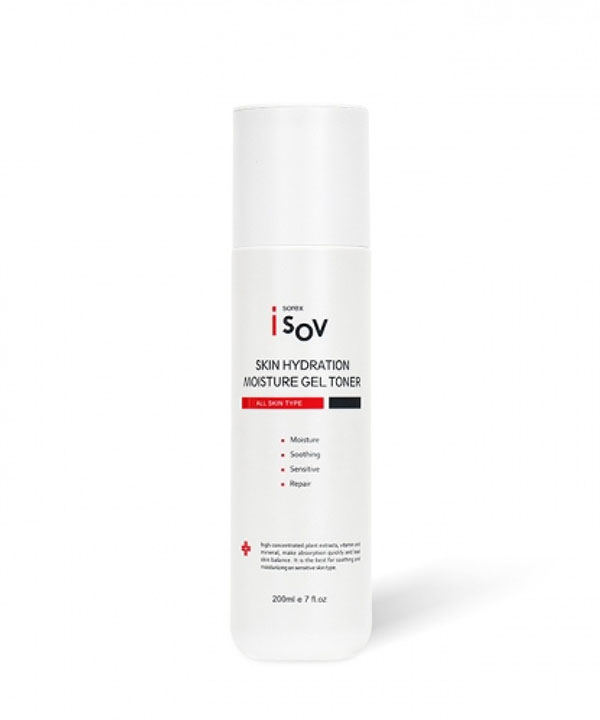 Увлажняющий лосьон Isov Skin Hydration Moisture Gel Toner (200 ml)