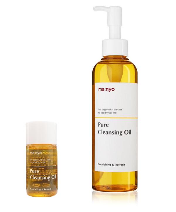 Гидрофильное очищающее масло Manyo Pure Cleansing Oil миниатюра (25 ml)