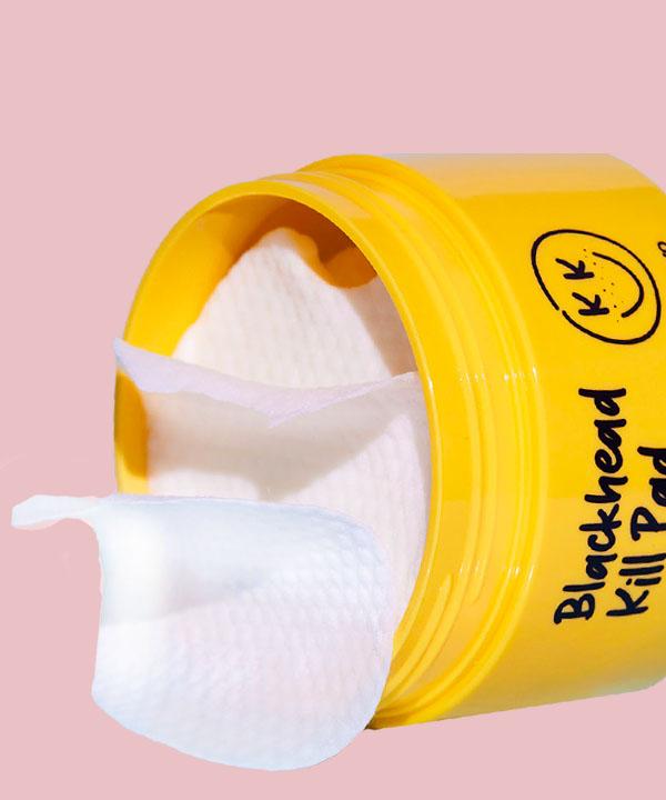 Очищающие диски Manyo Black Head Kill Pad AHA/BHA/PHA кислотами (200 ml./ 50 шт)