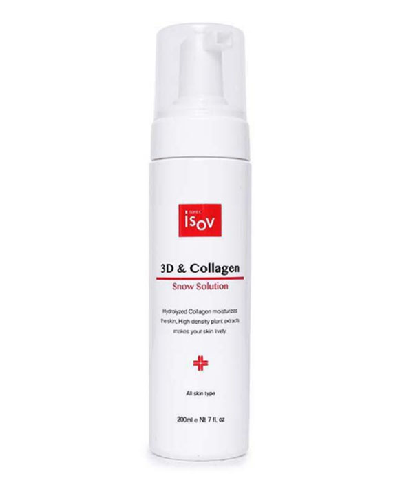Пенка-Тонер активатор Isov 3D&Collagen (200 ml)