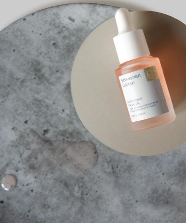 Антиоксидантное масло для лица Schwanen Garten Antioxidant Facial Oil (15ml)