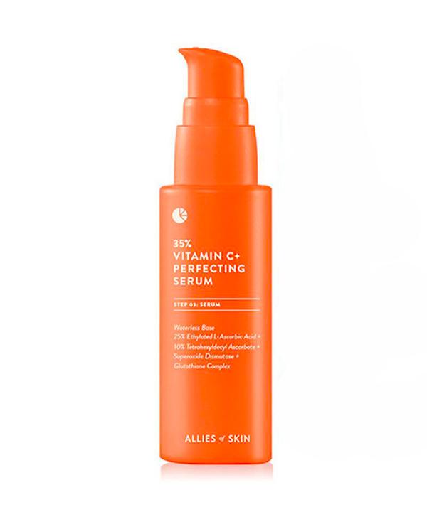 Сыворотка совершенства с 35% витамином С Allies of Skin 35% Vitamin C+ Perfecting Serum (30ml)