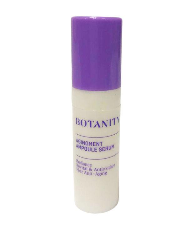 Тревел серум для лица Botanity Agingment Serum (5 ml)