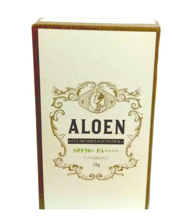 Солнцезащитный стик Aloen Clear Shield Sunstick (18 г)