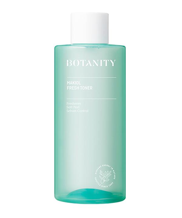 Тоник для жирной кожи Botanity Makiol Fresh Toner (300 ml)