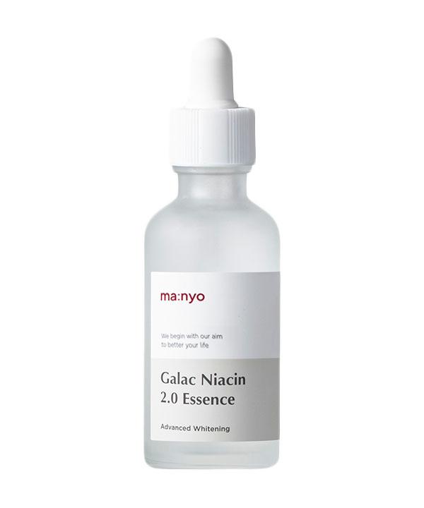Усиленная эссенция против высыпаний и постакне Manyo Galac Niacin 2.0 Essence (30ml)